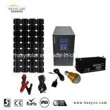 De hete Goedkope Prijs van de Verkoop voor 12V LEIDENE Lichten die de ZonneUitrusting van het Huis van de Macht van de Energie van de Zon van het van-net aansteken