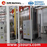 2015 Máquina de revestimento de pó novo com sistema de circulação de ar quente