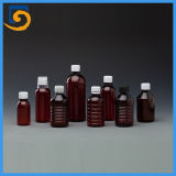 Пластичная жидкостная ветеринарная бутылка пользы
