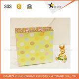 Bolso comercial de papel impreso aduana favorable al medio ambiente del regalo