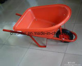 Tray di plastica Solid Wheel Wheelbarrow Wb0200 per Children