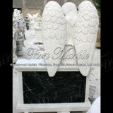Marmeren HerdenkingsGedenkteken mem-026 van Metrix Carrara van het Graniet van de Steen Herdenkings Herdenkings