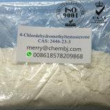 4-Chlorodehydromethyltestosterone polvere steroide Turinabol orale per guadagno di resistenza muscolare