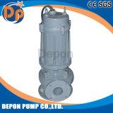 Bomba centrífuga submergível de água Waste de aço inoxidável