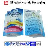 Мешки пластичный упаковывать для тензида прачечного с логосом клиента