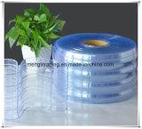 Rullo piano della tenda della striscia del PVC, tenda flessibile del PVC