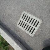Reja plástica compuesta de la reguera del dren