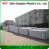 Tarjeta de la espuma del PVC hecha en China