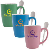 Taza de café de cerámica para regalo de la promoción ( CM- 007 )