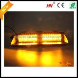 Les lumières de tiret ambres de pare-brise de voiture de DEL