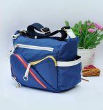 가죽 /Tote 직물 핸드백 (BS8968)를 가진 직물 핸드백