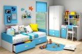 Мебель спальни малышей популярной конструкции цветастая (ВАТТ)