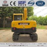 Máquinas escavadoras pequenas da esteira rolante do bom desempenho de Baoding