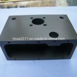 CNCの精密製粉アルミニウム金属のWiFi HDD電子機構ボックス