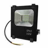 Indicatore luminoso di inondazione dell'assistente tecnico IP65 850lm 10W LED esterno