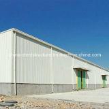 Almacén de la estructura de acero del diseño de la alta calidad y taller profesionales del acero