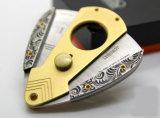 Lubinski as tesouras do charuto do projeto real do emblema & os cortadores Ultra-Thin (ES-LI-003)