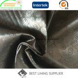 100 doublure en cuir polyester doublée en relief