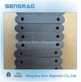 Imán permanente modificado para requisitos particulares de la ferrita e imán de cerámica para el generador