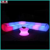 Im Freienbeleuchtung-Patio-Möbel stellen Sofa Ltalian Sofa ein