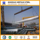 Q235/Ss400/A36 гальванизировало стальную трубу/гальванизированную сталью трубу квадрата трубы
