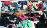 Pantalon d'occasion de coton de dames de type du Japon utilisé vêtant les vêtements bon marché utilisés