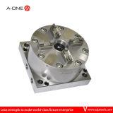 CNC 기계로 가공 센터를 위한 CNC 턱 선반 압축 공기를 넣은 물림쇠
