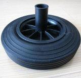 6 e 8 pollici di immondizia/polvere/rotella solida scomparto residuo con l'asse