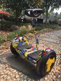 """""""trotinette"""" remoto Hoverboard do balanço do APP de duas rodas do branco nove do Ce mini"""