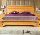Camas modernas de la cama de madera sólida (M-X2247)