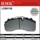 Zapatas de freno durables del carro (LD99108)