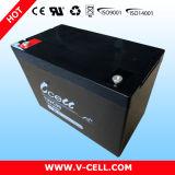 12V90ah batería recargable solar profunda del ciclo VRLA