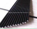 Barra resistente del carbón del álcali, fibra Rod del carbón con de alta resistencia