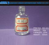 OEM de Kosmetische Fles van het Nagellak van het Glas van de Persoonlijke Zorg van de Dienst