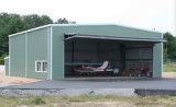 De prefab Loods van de Hanger van de Vliegtuigen van de Plaat van het Staal Structurele