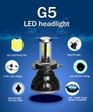 Guangzhouwhite H11 80W 8000 Lumen 6000k Ampoule à phare à LED LED Head Car Light