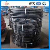"""Boyau hydraulique en caoutchouc développé en spirales flexible d'En856 4sh 3/4 """""""