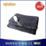Cobertor excedente morno da flanela luxuosa do cronômetro automático com certificado de BSCI