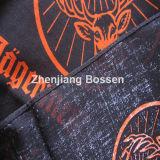 OEMの農産物はロゴによって印刷された昇進の綿のHip Hopのスポーツヘッド覆いのバンダナをカスタマイズした