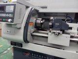 中国の金属の切口の工作機械小さいCNCの旋盤Ck6136A-1
