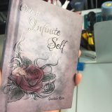 Книга в твердой обложке, пятно Vu, лоснистая крышка, цветастая, Binding книга книга в твердой обложке детей
