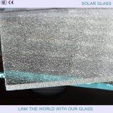 太陽電池パネルのための3.2mmの余分明確なガラス