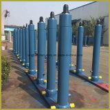 Cylindre hydraulique à simple effet de camion à benne basculante