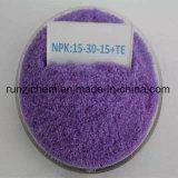 Lösliches NPK hohes Phosphor-Mittel-Düngemittel 15-30-15
