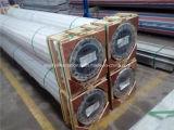 Aluminium Round Cylinder Extrusions (de verwijderings vrachtwagen-slepen van de luchthavensneeuw erachter)