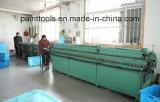 Balai de brin blanc avec le traitement en plastique