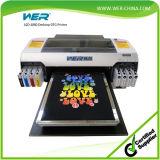 De super Desktop van de Kwaliteit Direct aan Printer van de T-shirt van het Kledingstuk de Zwarte