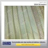 60% poliéster 40% tecido de colchão de bambu