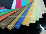 230GSM 파란 색깔 A4 크기에 의하여 돋을새김되는 종이
