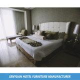 Muebles ejecutivos del sitio de la base del hotel del ébano de Brown oscuro (SY-BS48)